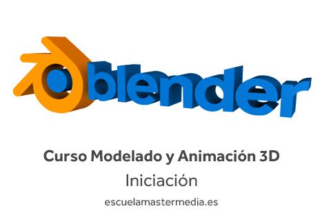 Curso Modelado 3D con Blender
