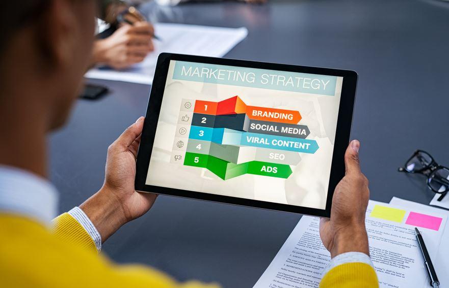tipos de estrategia de marketing digital